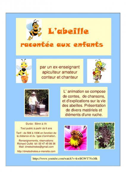Plaq abeilles
