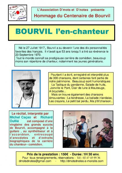 Plaqu bourvil cent